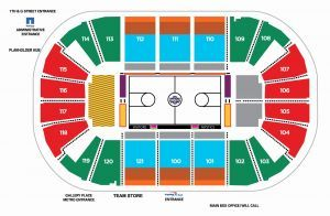 Verizon Center Seating Chart Concert Verizon Center Seating Charts For Concerts Events Capi Seating Charts Chart Seating Plan