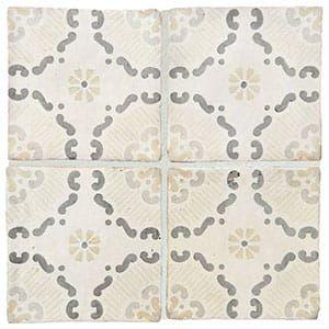Marsala Tile Baldosa Style Country Floors Of America Llc Milazzo Glazed Ceramic Antique Stone