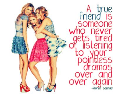 celebrity friendship quotes