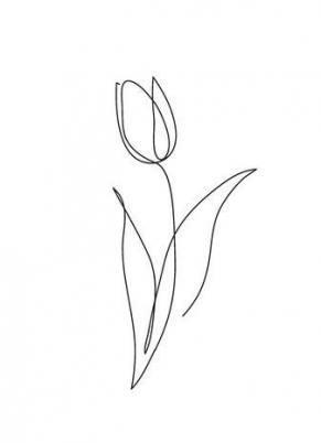 16 Ideas Flowers Sketch Tulip Esquisser Flowers Ideas Sketch Skizzieren 16 Ideas Flowers Sketch Tulip Es In 2020 Flower Sketches Line Art Drawings Line Art