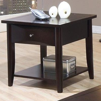 Red Barrel Studio Jazalyn End Table In 2020 End Tables End Tables With Drawers Table