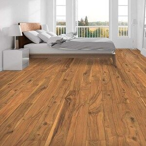 Allen Roth Valley Maple 6 14 In W X 3 93 Ft L Smooth Wood Plank Laminate Flooring Lowes Com In 2020 Maple Laminate Flooring Cheap Laminate Flooring Costco Laminate Flooring