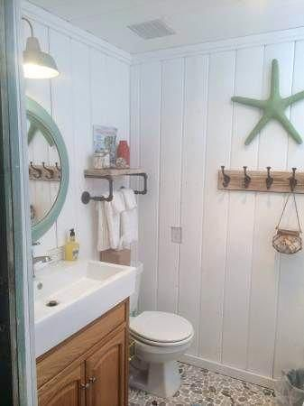 Categorybeach Cottages Saleprice 46 In 2020 Beach House Bathroom Small Cottage Bathrooms Beach Cottages