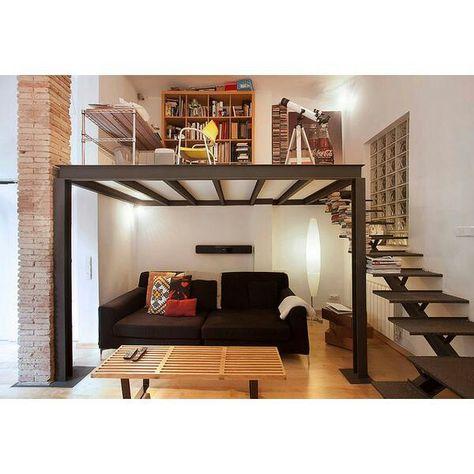 Grandes ideas espacios chicos on pinterest - Espacios pequenos ...