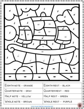 Music Coloring Pages 15 Pirate Themed Music Coloring Sheets Music Coloring Sheets Music Coloring Music Theory Worksheets