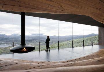 5 Principles Of Scandinavian Architecture Modlar Com Scandinavian Architecture Norwegian Architecture Pavilion Design