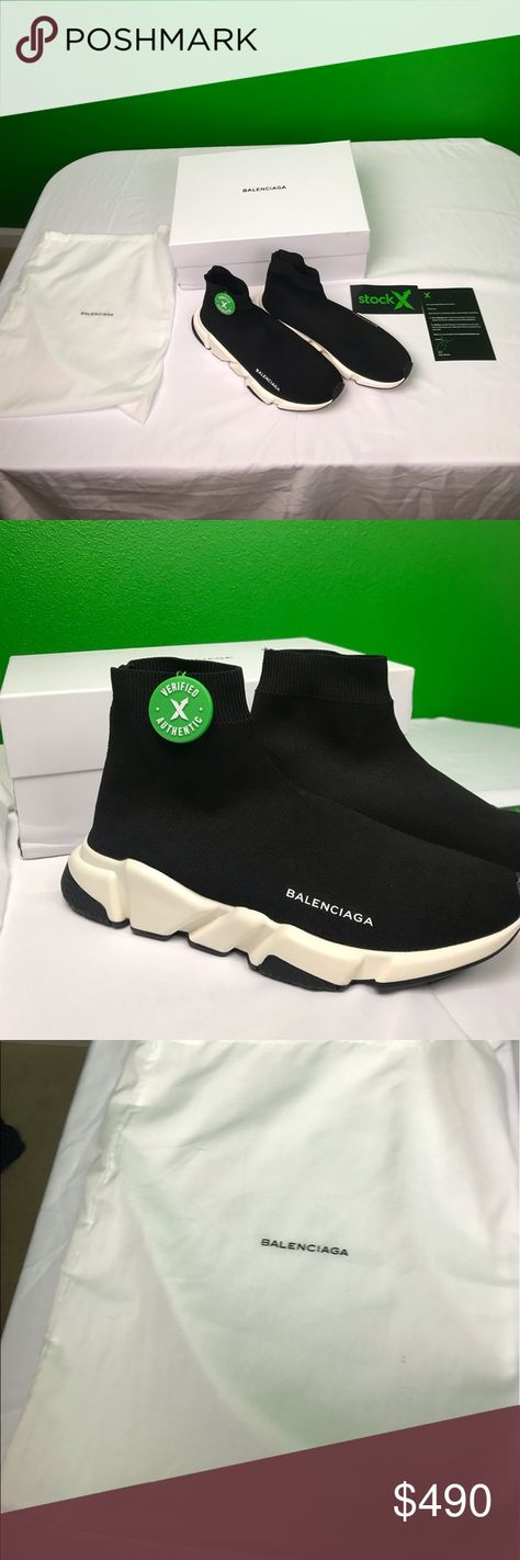 StockX authentic Tag and letter Comes