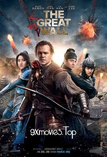The Great Wall 2016 Dual Audio Org Hindi 720p Bluray Download Full Movies Online Free Movies Online Full Movies Online