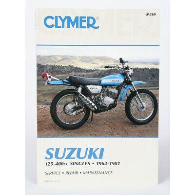 Details About Clymer Suzuki Repair Manual M369 In 2020 Clymer Repair Manuals Suzuki