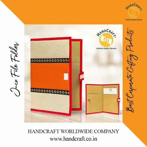 It's time to take care of the environment and opt for eco friendly products.  So this time purchase Jute/Juco File Folders for your Corporate Events  Visit our website - www.handcraft.co.in   #handcraftworldwideco #handbags #jucoproduct #jutebags #jute #ecofriendlyliving #ecofriendlyproducts #corporateworld #corporategifts #corporatestyle #corporatelife #professional #protectnature #bestoftheday #ecofriendly #saynotoplastic #saveenvironment #savetheplanet #ecofashion #makethechange #makethemosto