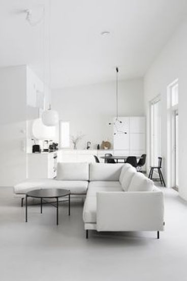 35 White Living Room Ideas 2020 That Exude Purity Peace In