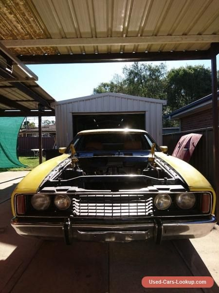 Ford Falcon XC Project 351 C6 9 inch diff #ford #forsale