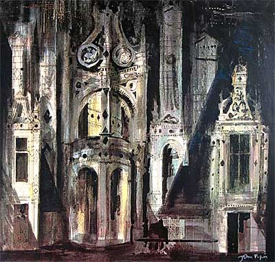 original Paintings, etchings, Lithographs and signed prints by John Piper Wanted