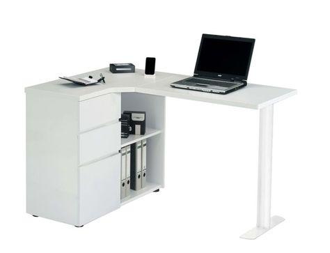 Cuuba Libre White Corner Desk By Jahnke Excl Vat 249 17
