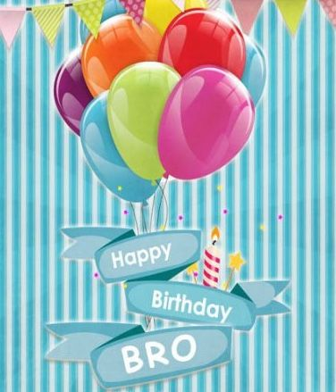 Pin By Marilyn Guzman On Bd Bro With Images Happy Birthday