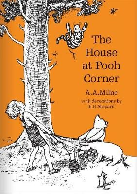 Winnie The Pooh Exploring A Classic House At Pooh Corner