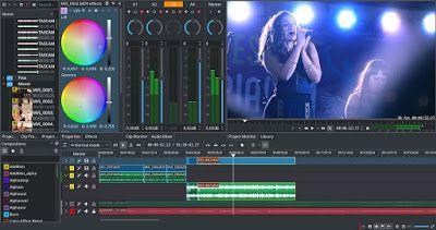 تحميل برنامج Kdenlive أفضل برامج المونتاج مفتوح المصدر للكمبيوتر كدنلايف من أفضل برامج المونتاج مجانية للكمبي Information Overload Video Editing Master