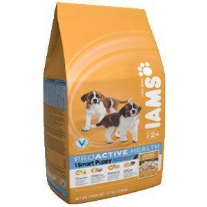 Iams Proactive Health Smart Puppy Large Breed Formula Dry Dog Food