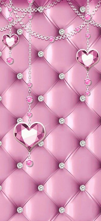 63 Best Ideas For Wall Paper Rosa Brilho Pink Wallpaper Heart Bling Wallpaper Pink Wallpaper Beautiful phone wallpaper designs