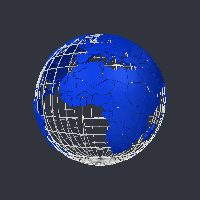 20 best earth globe 3d model images on pinterest earth models earth globe free 3d model wireframedglobes1blend vertices 39644 polygons 18764 see it sciox Gallery