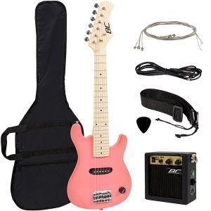 5 Best Guitars For Beginner Child Music Central Guitar Kids Guitar For Beginners Electric Guitar