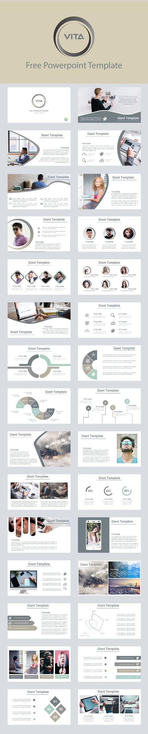 Business Powerpoint Templates 2018 Free Download - Free Powerpoint Templates, Download Template PTT