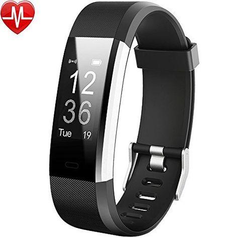 Bluetooth Smartwatch Armband Uhr Fitness Tracker Herzfrequenzmessung Wasserdicht