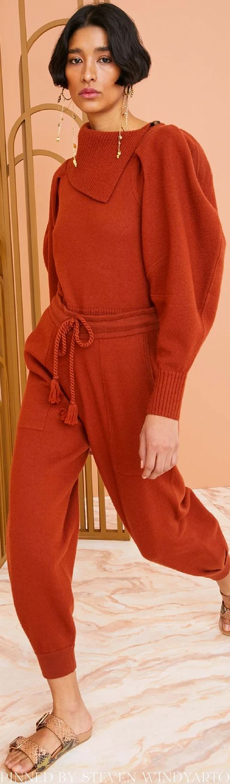 Ulla Johnson Fall 2021 Lookbook #fall2021 #fw21 #womenswear #ullajohnson