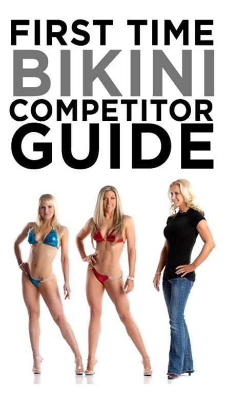 Pin On Bikini Competition Prep