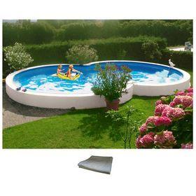 Gutta Vordach Bs 200 Set Bxt 200x90 Cm Inkl Seitenblende Online Kaufen Otto Pool Gartenbau Gartenpools Pool