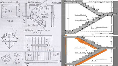 How to estimate staircase with use of a excel sheet 3d modeling
