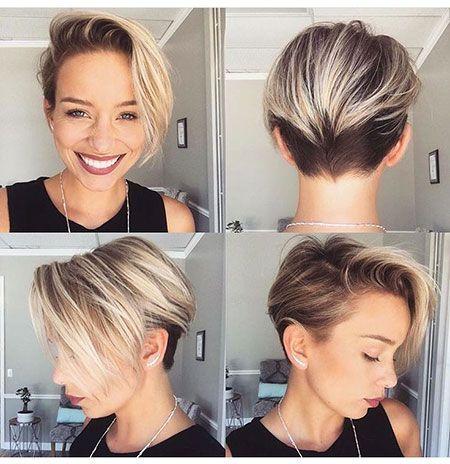 Pin on short hair styles pixie undercut