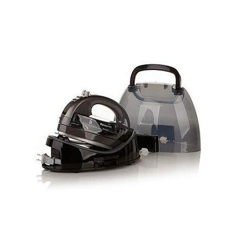 Charcoal Panasonic Ceramic Cordless Freestyle Iron