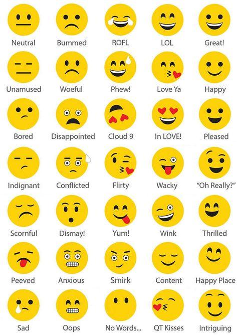 Yahoo Messenger Emoticons Gif