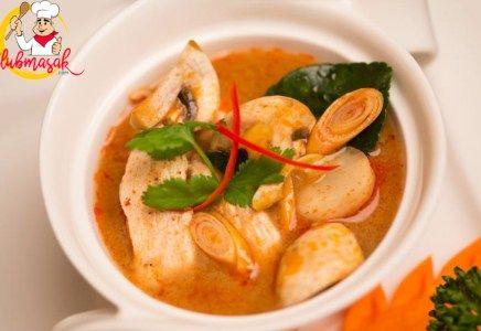 Resep Tom Yam Goong Gurih Dan Pedas Resep Tom Yam Masakan Indonesia Masakan Resep