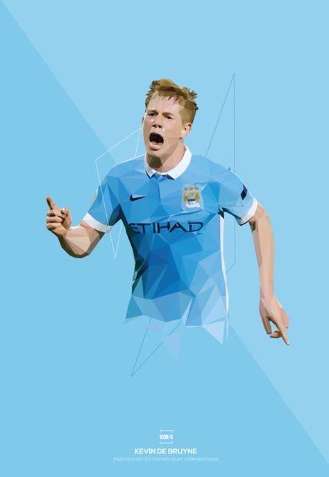 Kevin De Bruyne Of Man City Wallpaper Manchester City
