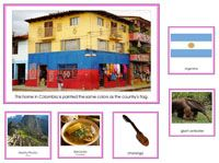 South America Geography Materials
