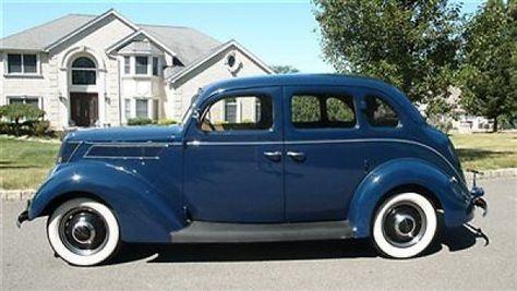 1937 Ford Model 60 4 Door