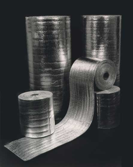 200sqft NASATECH Reflective Foam Core Insulation Pipe HVAC