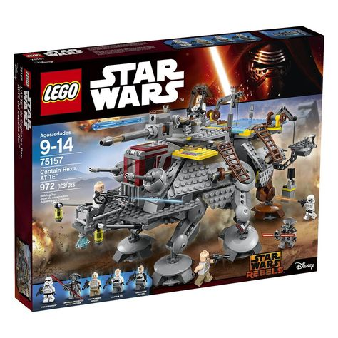 Lego Star Wars Captain Rexs At Te 75157 Products Lego Das