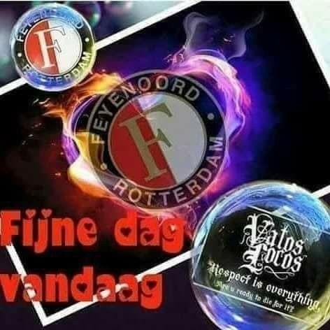 Pin Van Alette Lenting Op Feyenoord
