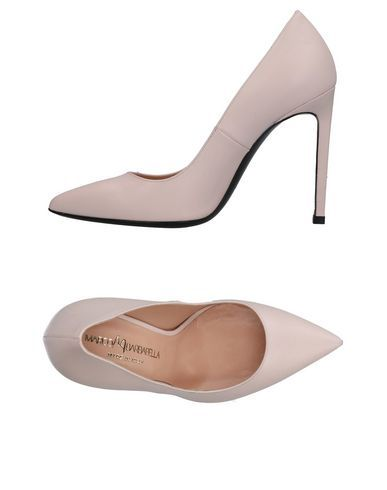 MARCO BARBABELLA Women's Pump Light pink 11 US