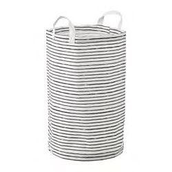 Klunka Laundry Bag White Black 60 L With Images Kids