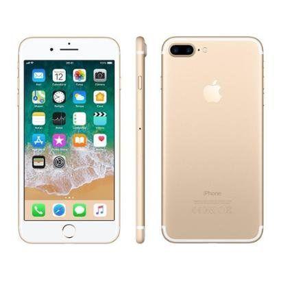 Iphone 7 Plus Apple 128gb Dourado 4g Tela 5 5 Zattini Iphone 7 Plus Iphone 7 Iphone 7 Plus 32gb