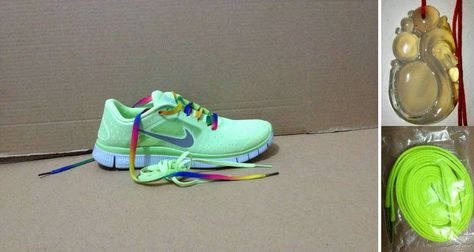 promo code 50cd8 8f660 Womens Chalcedony Pendant Dragon Nike Free Run 3 Mint Green Reflect Silver  Pure Platinum Rainbow Lace
