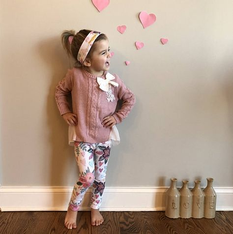 Embrace bows and florals - Kids' Valentine's Day Clothes That'll Make You Swoon - Photos