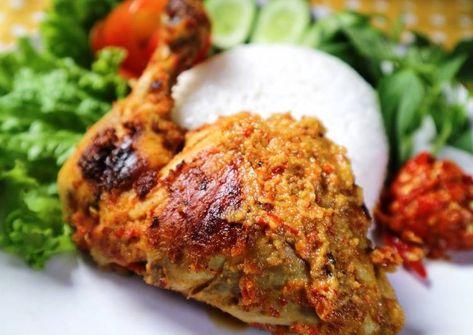Resep Ayam Bakar Taliwang Oleh Dapur Adis Resep Resep Ayam Makan Malam Resep