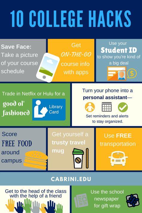10 College Hacks