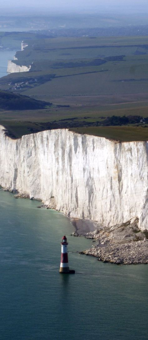BeachyHead in Eastbourne, East Sussex - England