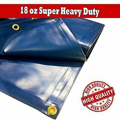 Stone Shade Tarps 18oz Super Heavy Duty Vinyl Tarps 10 X20 In 2020 Vinyl Heavy Duty Heavy